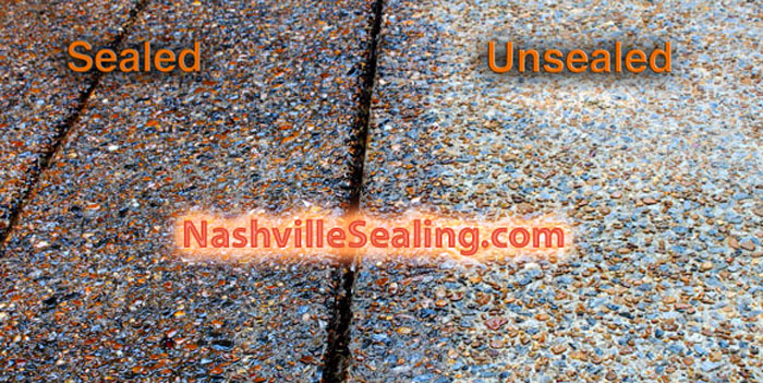 Nashville-Driveway-Sealing Brentwood Franklin Spring Hill, and Nolensville TN.